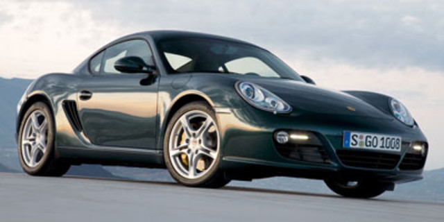 2010  Cayman S in ,