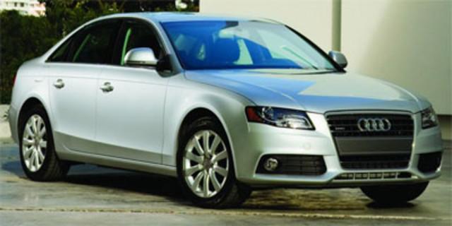 2012  A4 4dr Sdn Auto quattro 2.0T Premium Plus in ,