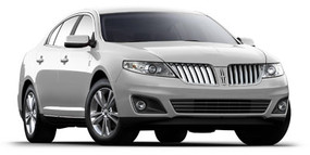 2013 LINCOLN MKS 4DSD in Cicero, New York