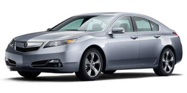 2012 Acura TL 3.5 Advance in Houston, TX