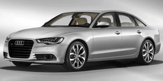 2012  A6 4dr Sdn quattro 3.0T Prestige in ,
