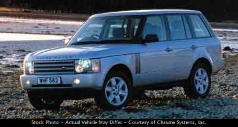 2004 Land Rover Range Rover Hse. 2004 Land Rover Range Rover