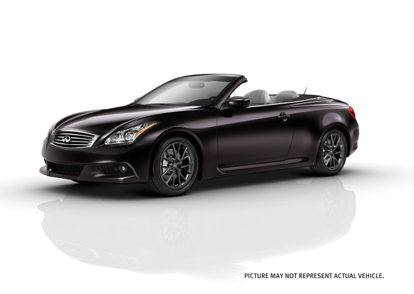2013 Infiniti G37 Convertible 