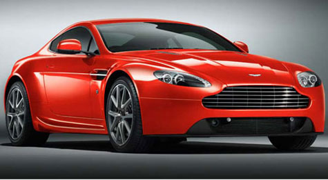 View our V8 Vantage Inventory