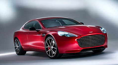View our 2014 Rapide S Inventory