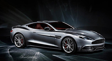View our 2014 Vanquish Inventory