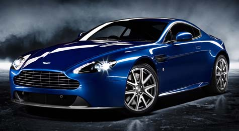 View our V8 Vantage S Inventory