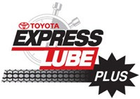 Toyota Express Lube Plus