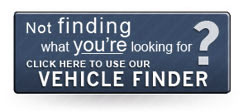 Find the right vehicle for you with Vehicle Find