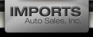 Imports Auto Sales