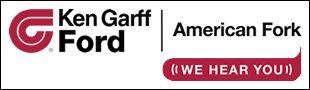 Ken Garff Ford Logo