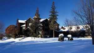 The Fairmont Le Chateau Montebello