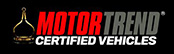 Motor Trend Certified Vehicle
