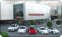 Park Place Porsche