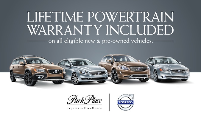 Lifetime Powertrain Warranty Included on all eligible new and preowned vehicles