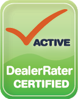 Dealer Rater Certified