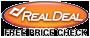 RealDeal.com Price Check Logo